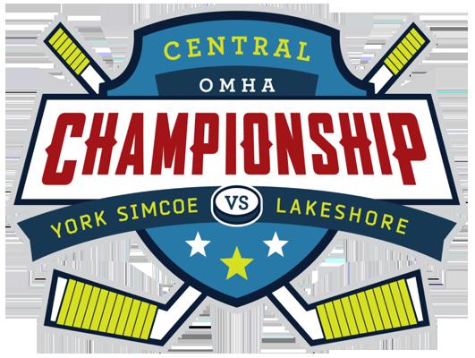 Central OMHA Championship Logo